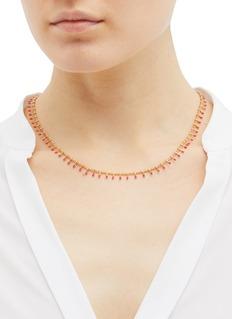 Isabel Marant Coated bead necklace