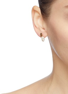 Isabel Marant Double face mismatched earrings