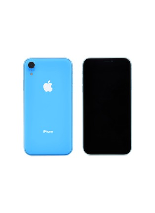 Main View - Click To Enlarge - APPLE - iPhone XR 128GB – Blue