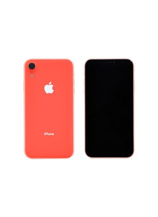 Main View - Click To Enlarge - APPLE - iPhone XR 128GB – Coral