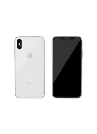 Main View - Click To Enlarge - APPLE - iPhone XS 256GB – Silver