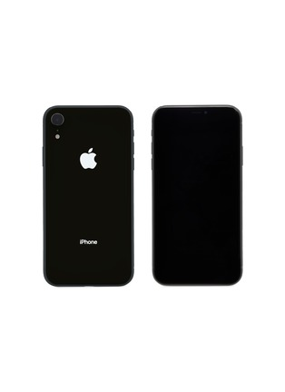 Main View - Click To Enlarge - APPLE - iPhone XR 64GB – Black