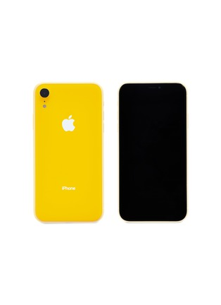 Main View - Click To Enlarge - APPLE - iPhone XR 64GB – Yellow