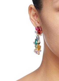 Anabela Chan 'Garden of Eden' gemstone drop earrings