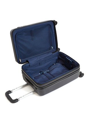 Detail View - Click To Enlarge - BRIGGS & RILEY - Sympatico carry-on expandable spinner suitcase – Black