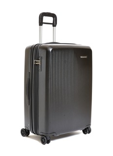 Briggs & Riley Sympatico medium expandable spinner suitcase – Black