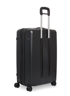 Briggs & Riley Sympatico large expandable spinner suitcase – Black