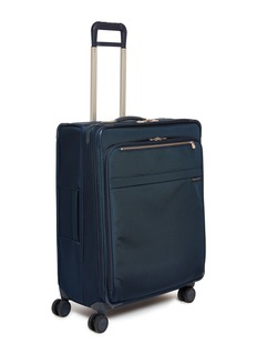 Briggs & Riley Baseline large expandable spinner suitcase – Navy