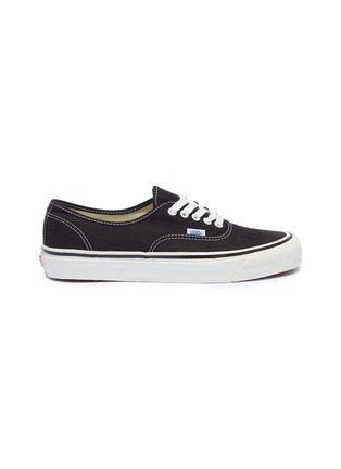 Main View - Click To Enlarge - VANS - 'Authentic 44 DX' canvas sneakers
