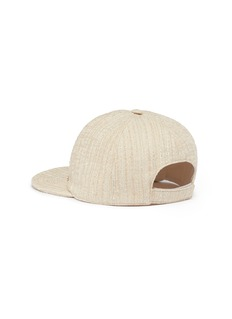 Maison Michel 'Hailey' tweed baseball cap