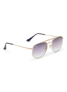 Ray-Ban 'RB3609' metal aviator sunglasses