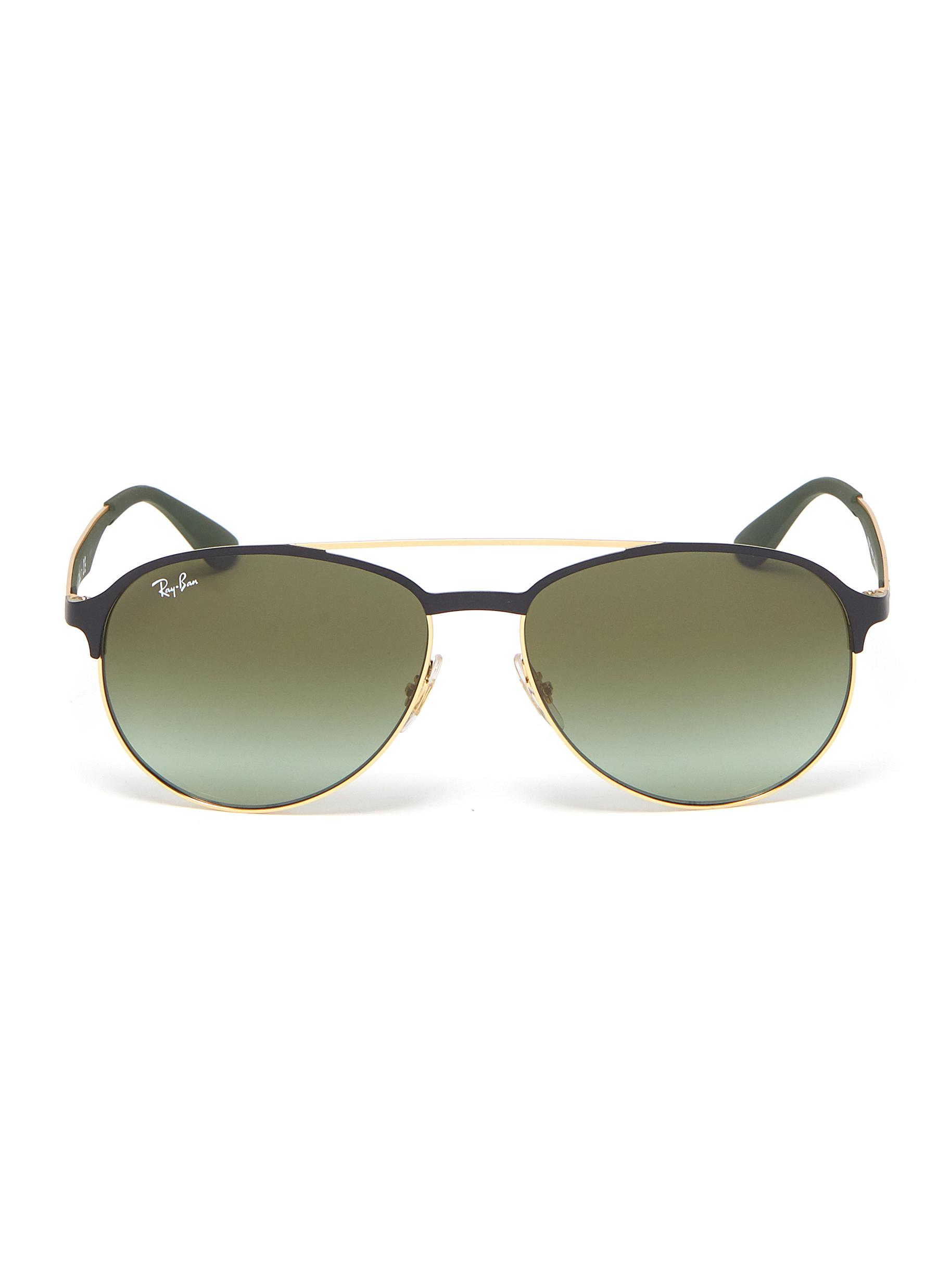142cf851e45 Main View - Click To Enlarge - Ray-Ban -  RB3606  metal aviator