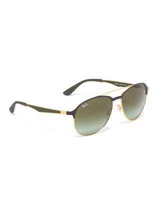 846ecd7ffc0 Figure View - Click To Enlarge - Ray-Ban -  RB3606  metal aviator
