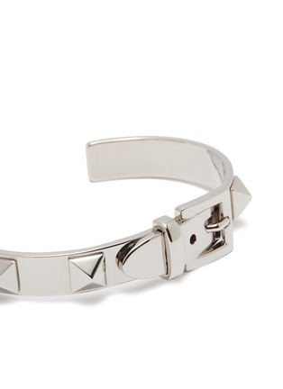 Detail View - Click To Enlarge - Valentino - Rockstud buckled cuff