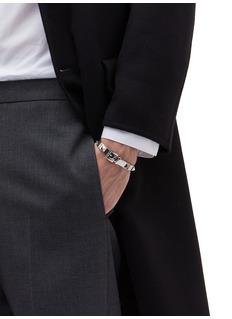 Valentino Rockstud buckled cuff