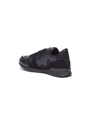 - Valentino - 'Rockrunner' patchwork sneakers