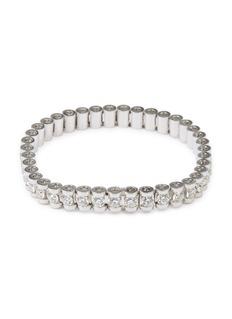 Lazare Kaplan Diamond 18k white gold bracelet