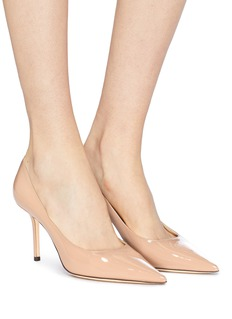 Jimmy Choo 'Love 85' patent leather pumps