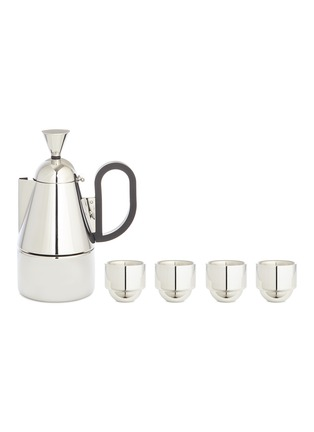 Main View - Click To Enlarge - TOM DIXON - Brew stove top gift set