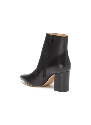 Detail View - Click To Enlarge - Fabio Rusconi - 'Meringa' leather ankle boots