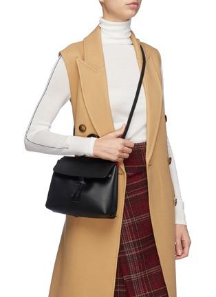 4d0dabe02aba Figure View - Click To Enlarge - Mansur Gavriel -  Mini Mini Lady  leather