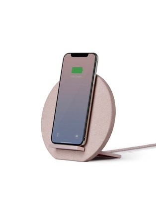 Main View - Click To Enlarge - NATIVE UNION - DOCK wireless charger –Rose
