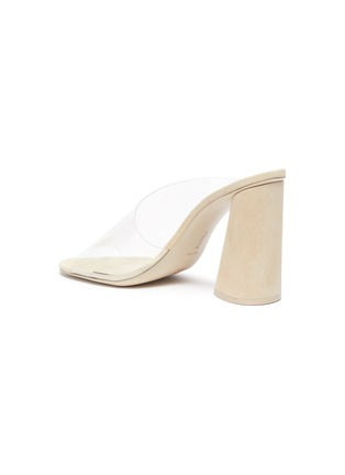- Mercedes Castillo - 'Kuri High' PVC sandals