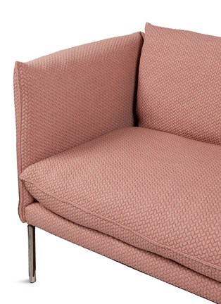 Detail View - Click To Enlarge - MOROSO - Gentry Extra Light large sofa