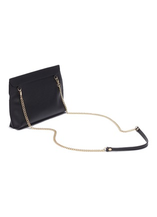 Detail View - Click To Enlarge - STRATHBERRY - 'Stylist' leather clutch