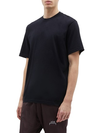 Detail View - Click To Enlarge - VETEMENTS - 'Sun' oversized unisex T-shirt