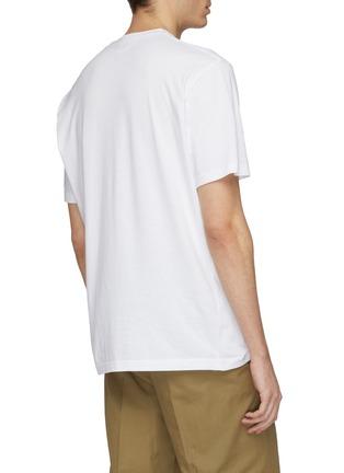 - VETEMENTS - 'God Save Us' slogan print oversized unisex T-shirt