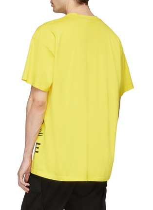 - VETEMENTS - Snake slogan print unisex T-shirt
