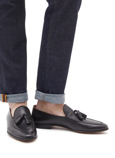 Magnanni Tassel leather loafers