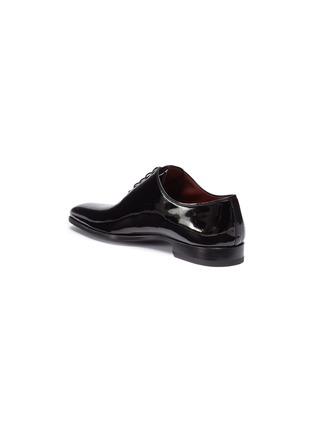 Detail View - Click To Enlarge - MAGNANNI - Patent leather Oxfords