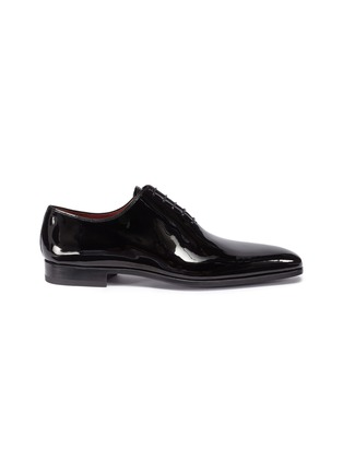 Main View - Click To Enlarge - MAGNANNI - Patent leather Oxfords