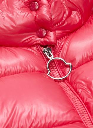 - MONCLER - 'Copenhague' down padded puffer jacket