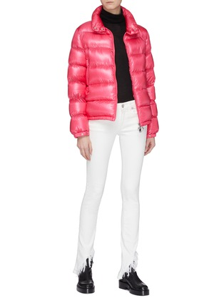 Figure View - Click To Enlarge - MONCLER - 'Copenhague' down padded puffer jacket