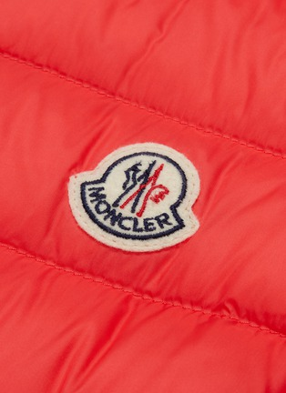 - MONCLER - 'Sucrette' hooded down puffer vest