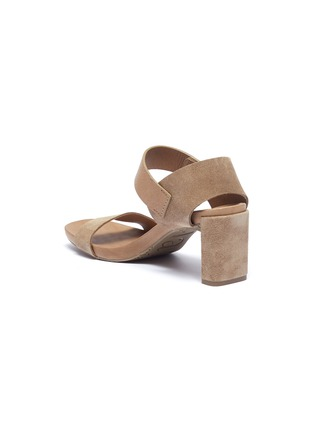 - Pedro García - 'Cody' suede and leather sandals