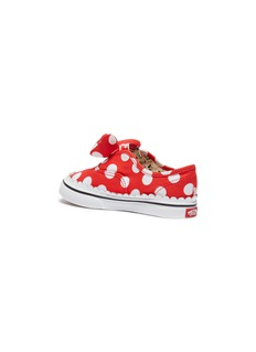 Vans x Disney 'Authentic' Minnie Mouse bow toddler sneakers
