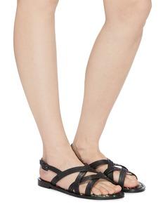 Melissa x Jason Wu 'Hailey' strappy PVC sandals