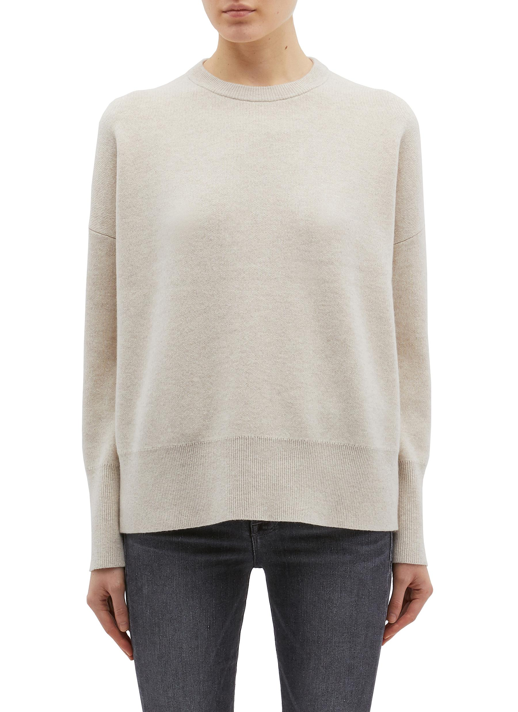 Buy Theory Knitwear 'Charmant' wool blend sweater