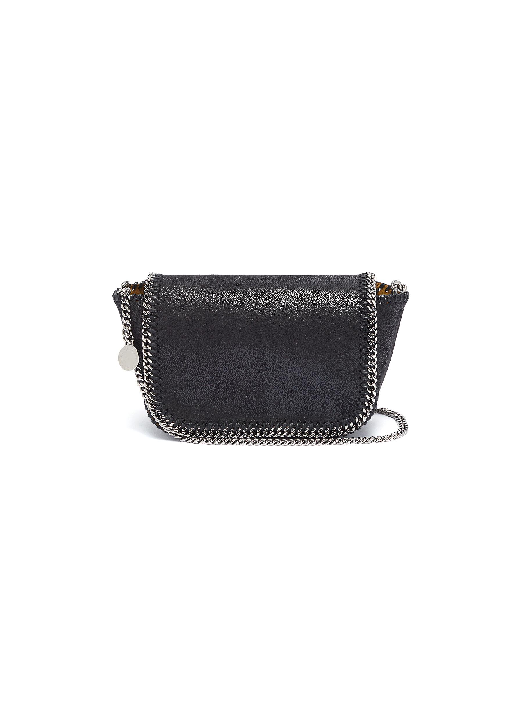 ca9a442983 Stella McCartney.  Falabella  mini shaggy deer crossbody bag