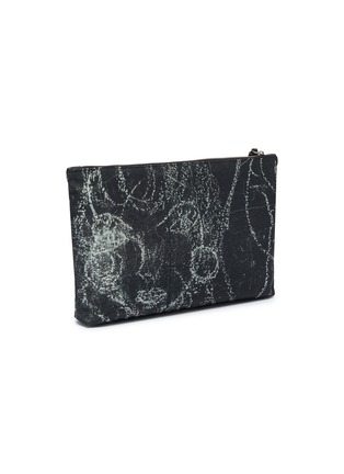 Detail View - Click To Enlarge - Alexander McQueen - x The John Deakin Archive graffiti pouch