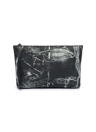 Main View - Click To Enlarge - Alexander McQueen - x The John Deakin Archive graffiti pouch