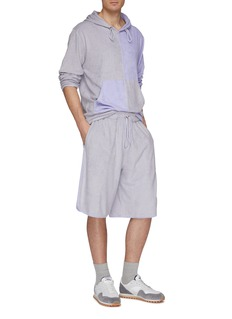 Martin Asbjørn 'Gabriel' cotton terry track shorts