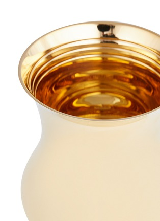Detail View - Click To Enlarge - PUIFORCAT - Champagne tumbler – Gold Immersion