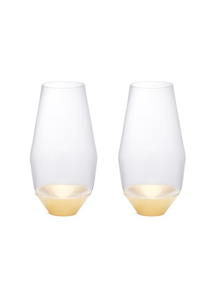 Main View - Click To Enlarge - PUIFORCAT - Champagne wine glass set
