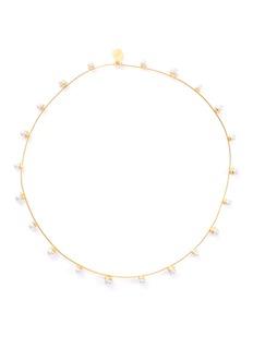 LELET NY Swarovski pearl headband