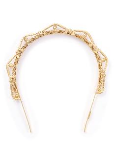 LELET NY 'Aria' Swarovski pearl headband